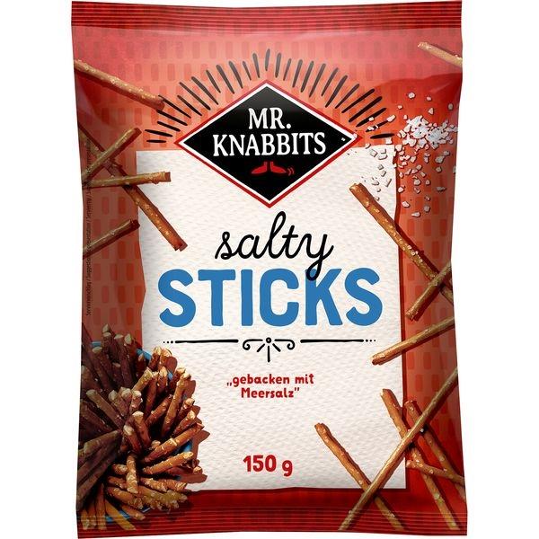 Salzstangen Salty Sticks 150g
