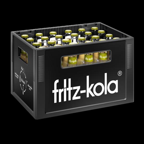 Fritz Apfelschorle Trüb 24x0,33l (+Pfand 3,42€)