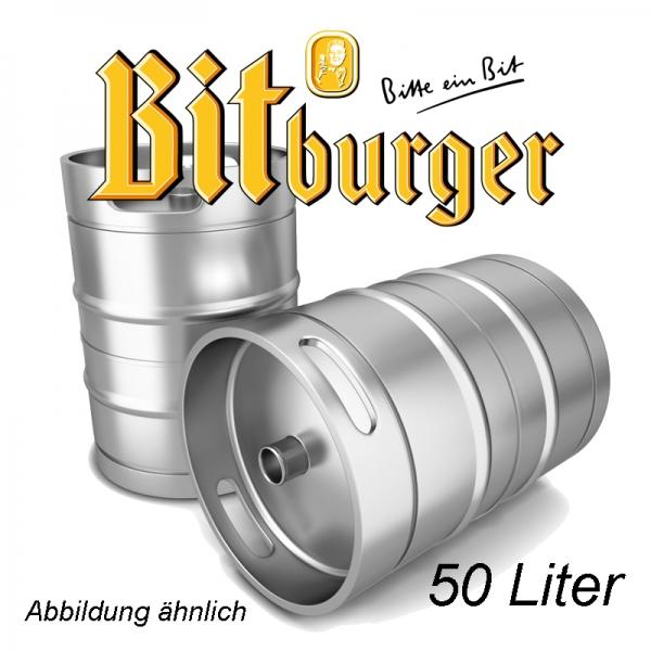 Bitburger 50 L Fassbier (+ 30,00€ Pfand)