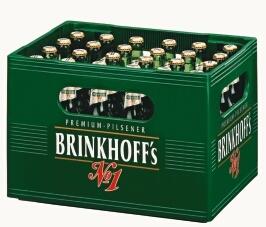 Brinkhoffs No.1 24x0,33l (+Pfand 3,42€)