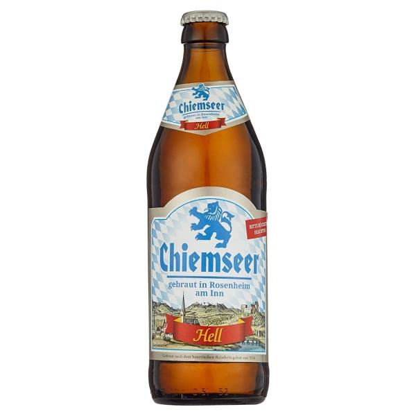 Chiemseer Hell 20x0,5l (+Pfand 3,10€)