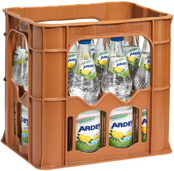 Ardey Zitronenlimonade Klar 12x0,75l Glas (+Pfand 3,30€)