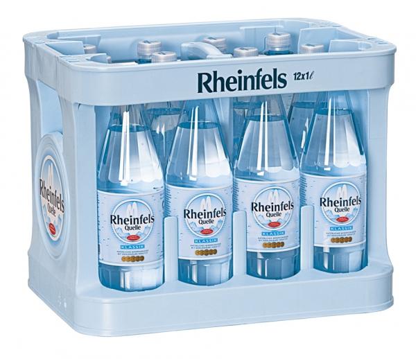 Rheinfels Classic 12x1l PET (+Pfand 3,30€)