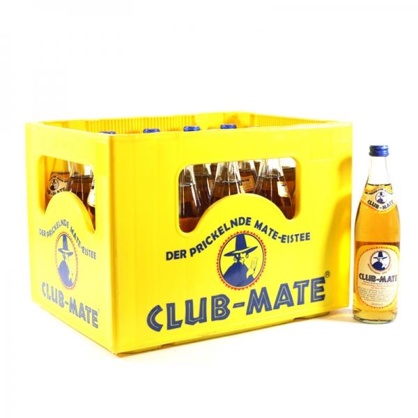 Club Mate 20x0,5l (+4,50€ Pfand)