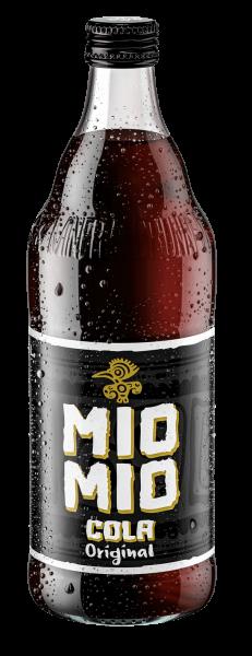 Mio Mio Cola 12x0,5l GLAS (+3,30€ Pfand)