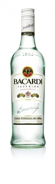 Bacardi 37,5% 0,7L
