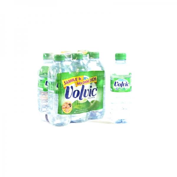 Volvic 6x0,5L Einweg (+1,50€ Pfand)