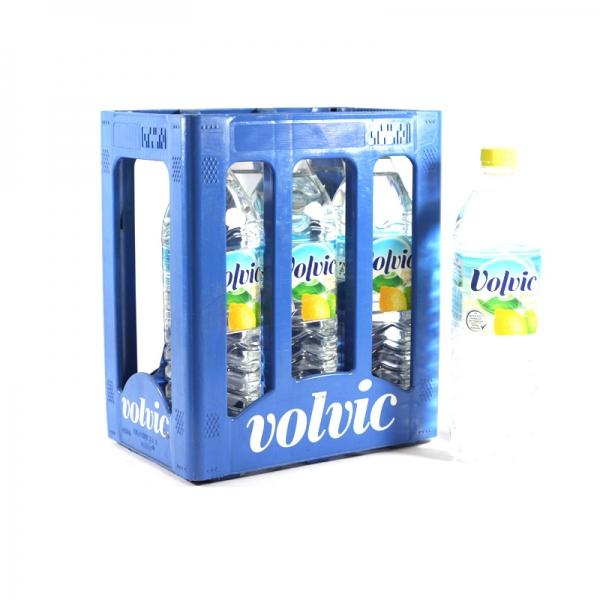 Volvic Zitronen-Limette 6x1,5l PET (+Pfand 3,00€)