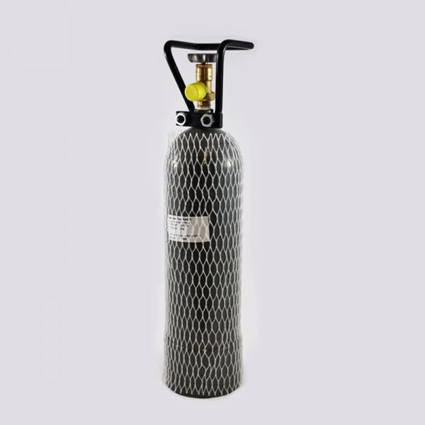 Kohlensäureflasche 2kg gefüllt NEU