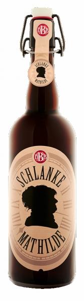 Bergmann SCHLANKE MATHILDE 1x0,75l (+0,15€ Pfand)