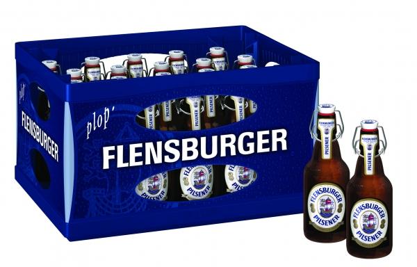 Flensburger Pilsener 20x0,33l (+Pfand 4,50€)