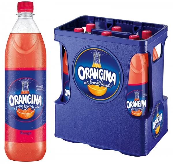 Orangina Rouge 6x1l (+Pfand 2,40€)