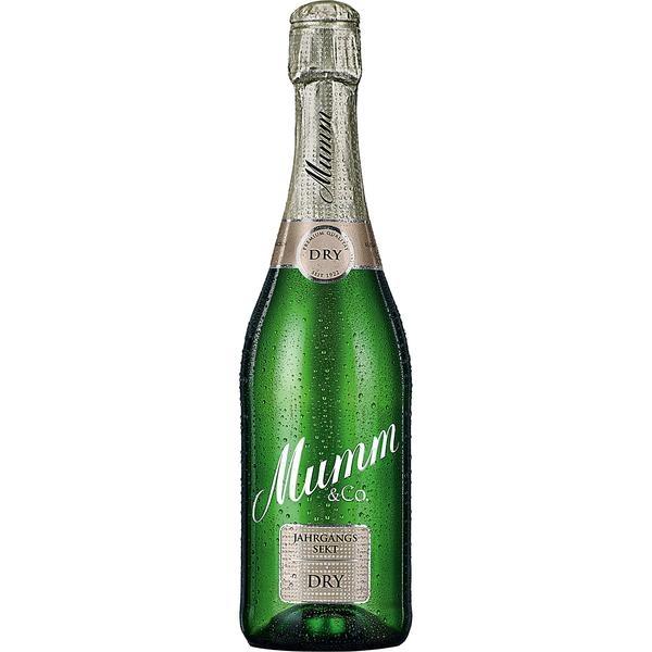 Mumm Dry Jahrgangssekt 0,7l Flasche