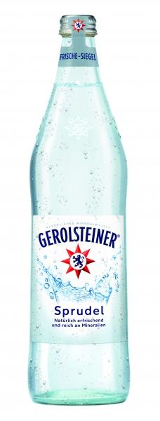 Gerolsteiner Sprudel 12x0,75l Glas (+Pfand 3,30€)