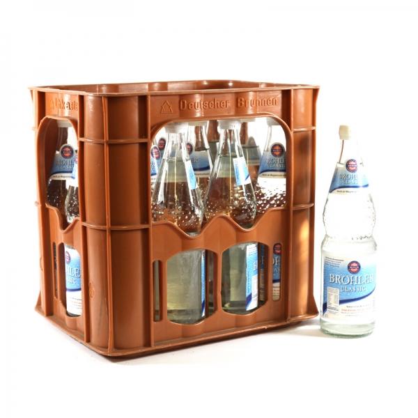 Brohler Classic 12x0,7l Glas (+Pfand 3,30€)