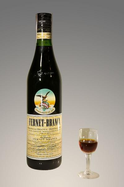 Fernet Branca 0,7L 39%