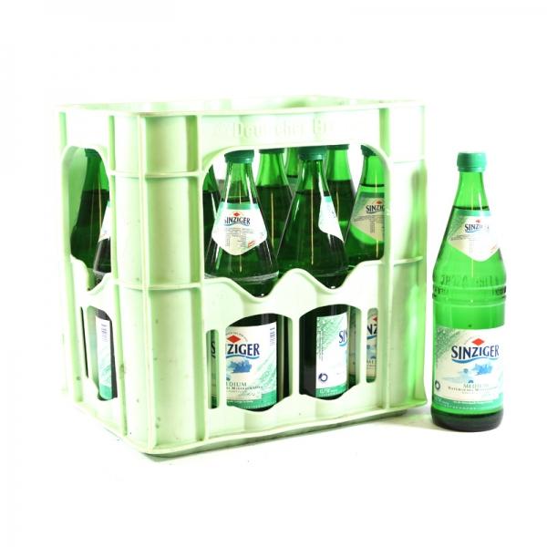 Sinziger Medium 12x0,75l Glas (+Pfand 3,30€)