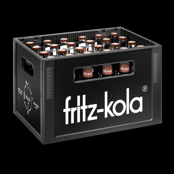 Fritz Kola Kaffee 24x0,33l (+Pfand 3,42€)