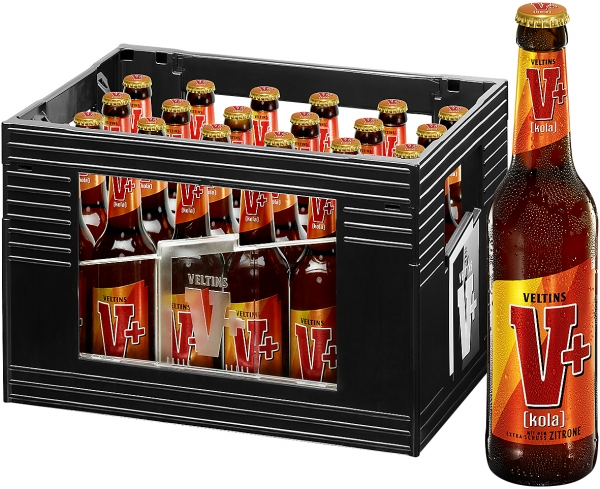 Veltins V+ Cola 24x0,33l (+Pfand 3,42€)
