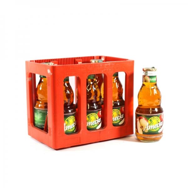 Ameckes Apfelsaft Klar 6x0.75l Glas (+Pfand 2,40€)