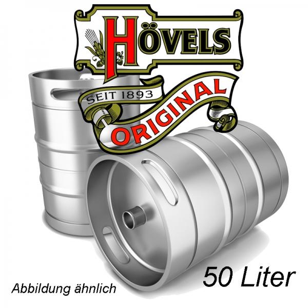 Hövels 50 L Fassbier (+ 30,00€ Pfand)