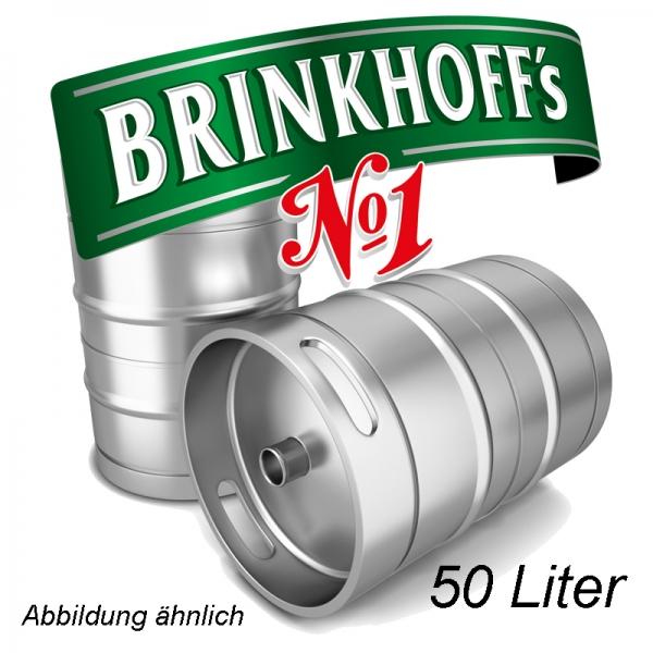 Brinkhoff`s No.1 50 L Fassbier (+ 30,00€ Pfand)