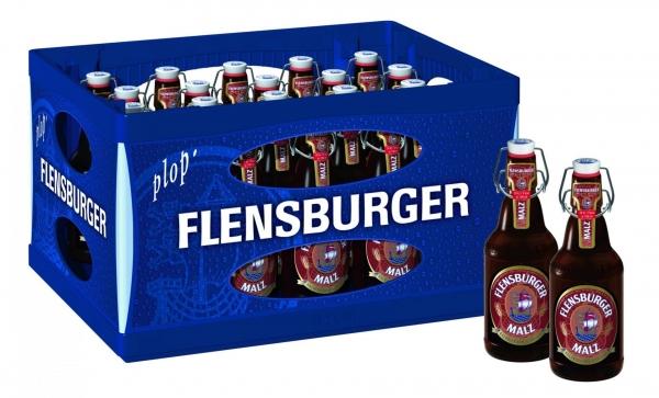 Flensburger Malz 20x0,33l (+Pfand 4,50€)
