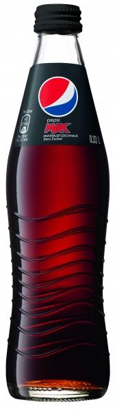 Pepsi Max 24x0,33l (+Pfand 5,10€)