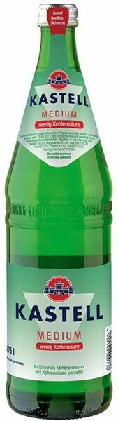 Kastell Medium 12x0,75l Glas (+Pfand 3,30€)