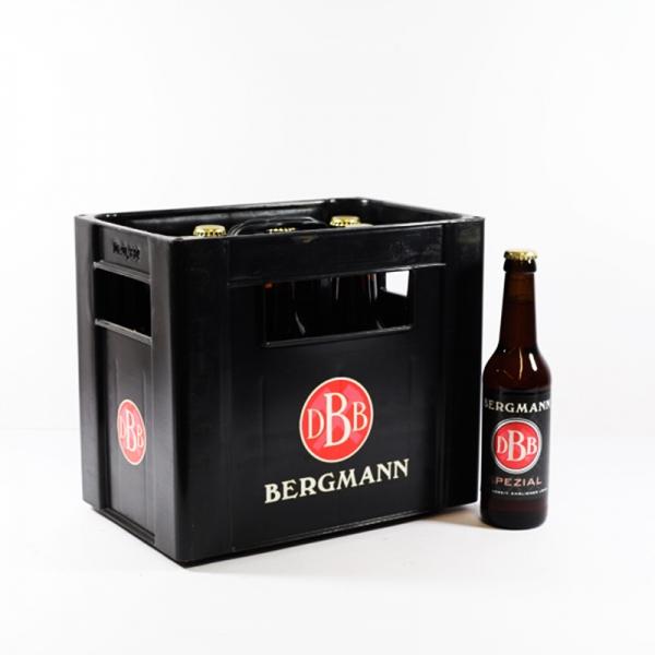 Bergmann Spezial 10x0,33l (+2,30€ Pfand)