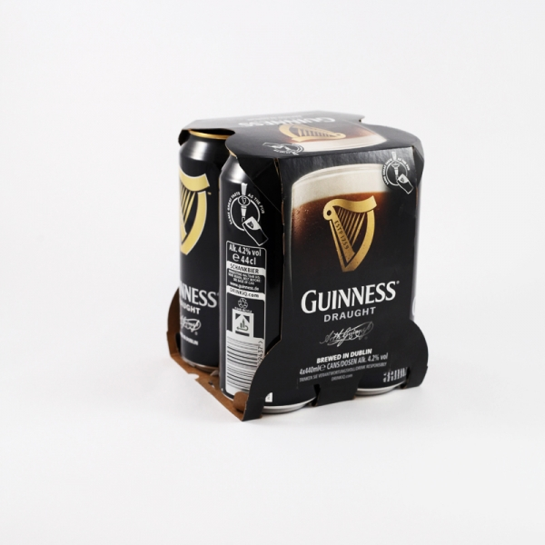 Guinness Bier Dose 4x0,44L
