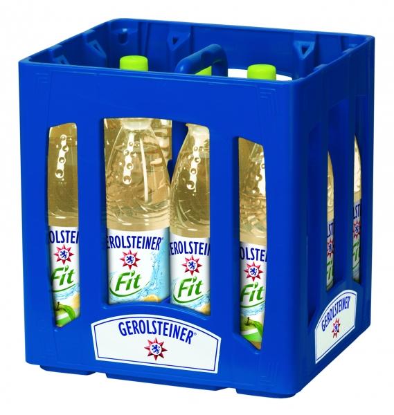 Gerolsteiner und Frucht Apfel Zitrone 12x0,75l PET (+Pfand 3,30€)
