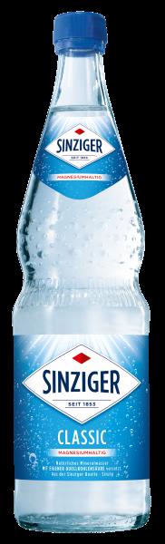 Sinziger Classic 12x0,7l Glas (+Pfand 3,30€)