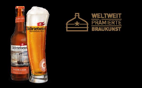 Störtebeker Bio Baltik-Lager 20x0,5l (+Pfand 3,10€)