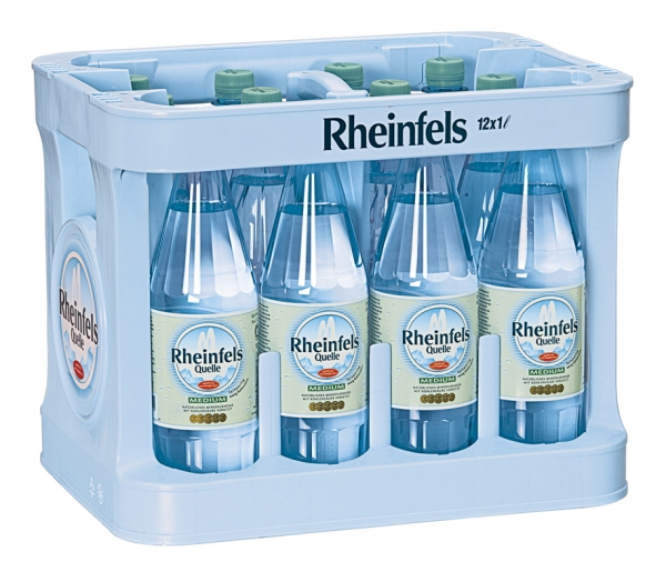 Rheinfels Medium 12x1l PET (+Pfand 3,30€)