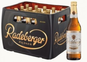 Radeberger Pilsener 20x0,5l (+Pfand 3,10€)