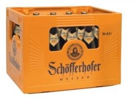 Schöfferhofer Weizen 20x0,5l (+Pfand 3,10€)