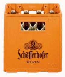 Schöfferhofer Weizenbier 11x0,5l (+Pfand 2,38€)