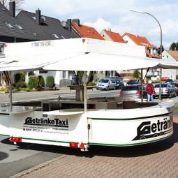 Bierwagen Veltins - zur Miete