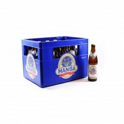 Hansa Pils 20x0,5l (+Pfand 3,10€)