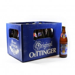 Oettinger Weizen 20x0,5l (+Pfand 3,10€)