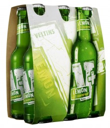 Veltins V+ Lemon 6x0,33L (+ 0,48€ Pfand)