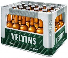 Veltins Pils 24x0,33l (+Pfand 3,42€)