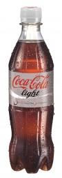 Coca Cola light 12x0,5l PET (+Pfand 4,50€)