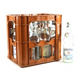 Gerolsteiner Classic 12x0,7l Glas (+Pfand 3,30€)