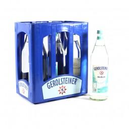 Gerolsteiner Medium 6x1l Glas (+Pfand 2,40€)