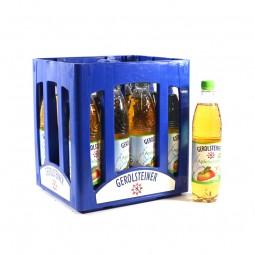 Gerolsteiner Apfelschorle 12x0,75l PET (+Pfand 3,30€)