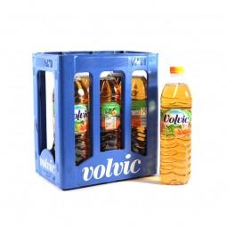 Volvic Eistee Pfirsich 6x1,5l PET (+Pfand 3,00€)