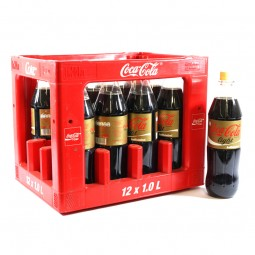 Coca Cola Light koffeinfrei 12x1l PET (+Pfand 3,30€)