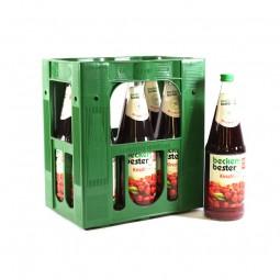 becker`s bester Kirsche 6x1l Glas (+Pfand 2,40€)